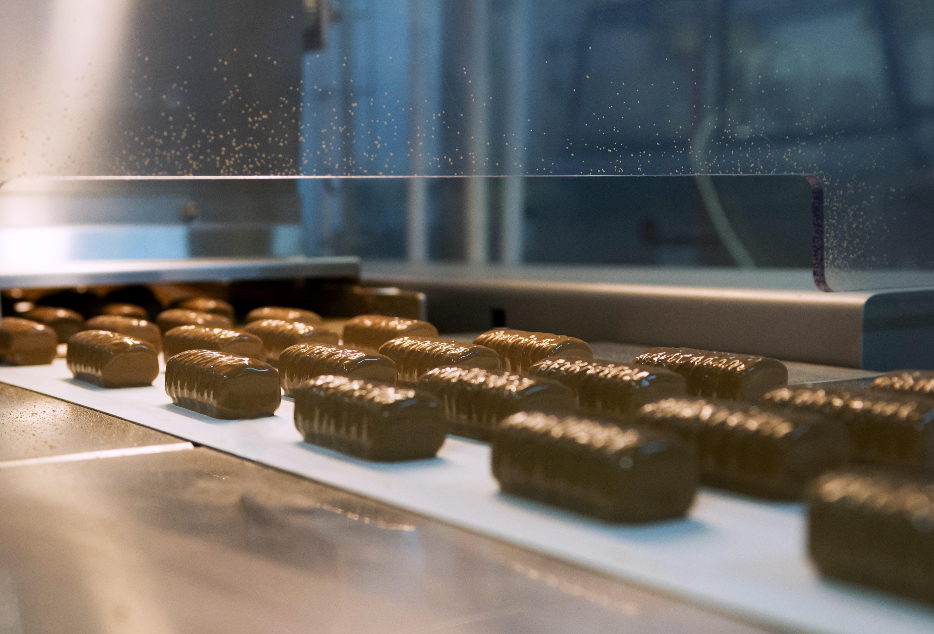 Wan-Vit company produces sweet since 1993.